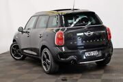 2014 Mini Countryman R60 MY15 Cooper S ALL4 Black 6 Speed Sports Automatic Wagon Seven Hills Blacktown Area Preview