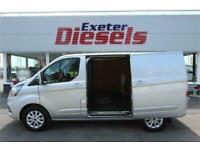 2018 Ford Transit Custom 2.0 EBL 130 300 SWB Limited SOLD Panel Van Diesel Manua