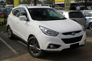 2013 Hyundai ix35 LM MY13 SE (FWD) White 6 Speed Automatic Wagon Buderim Maroochydore Area Preview