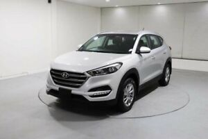 2016 Hyundai Tucson TLe MY17 Active AWD Silver 6 Speed Sports Automatic Wagon Invermay Launceston Area Preview
