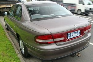 1999 Holden Commodore Vtii Acclaim Thorium Grey 4 Speed Automatic Sedan Briar Hill Banyule Area Preview