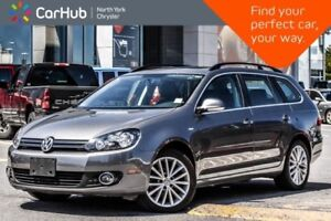 2014 Volkswagen Golf Wagon Wolfsburg Edition|Manual|Diesel|Nav|B