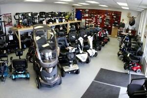 SCOOTER AND BATTERY SALE AT MOOSE MOBILITY
