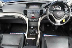 2010 Honda Accord 10 Euro Luxury Silver 6 Speed Manual Sedan Hamilton Newcastle Area Preview