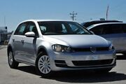 2016 Volkswagen Golf VII MY17 92TSI DSG Silver 7 Speed Sports Automatic Dual Clutch Hatchback Myaree Melville Area Preview