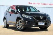 2013 Mazda CX-5 KE1031 MY13 Grand Touring SKYACTIV-Drive AWD Black 6 Speed Sports Automatic Wagon Morley Bayswater Area Preview