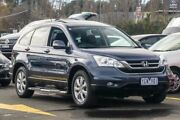 2010 Honda CR-V RE MY2010 Sport 4WD Grey 5 Speed Automatic Wagon Ringwood East Maroondah Area Preview