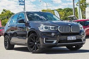 2014 BMW X5 F15 xDrive40d Grey 8 Speed Sports Automatic Wagon Myaree Melville Area Preview