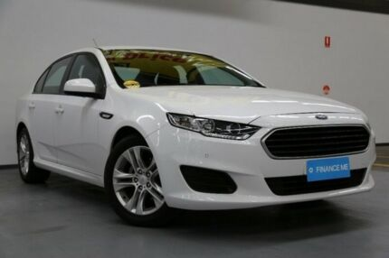 2015 Ford Falcon FG X White 6 Speed Sports Automatic Sedan Brooklyn Brimbank Area Preview