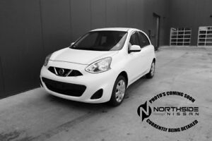 2016 Nissan Micra SV Accident Free,