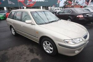 2000 Mazda 626 GW Classic Gold 4 Speed Automatic Wagon Kingsville Maribyrnong Area Preview