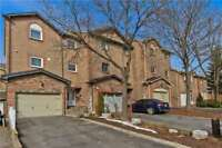 Newly Renovated 3 Bed/3 Bath Townhome In East Credit Community!