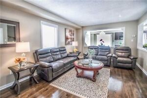 Stunning 3 + 2 Bed and 4 Bath Semi Detached Home Mississauga