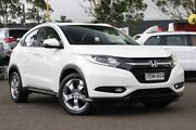 2015 Honda HR-V MY15 VTi-S White 1 Speed Constant Variable Hatchback Condell Park Bankstown Area Preview