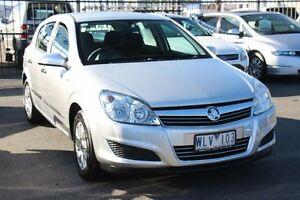 2008 Holden Astra AH MY08.5 CD Silver 4 Speed Automatic Hatchback Heatherton Kingston Area Preview