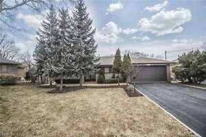 Pride Of Ownership / 3+1Bed Bungalow / Walk Out To Basement