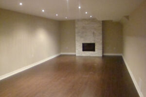 FURNISHED NEW SPACIOUS BASEMENT APARTMENT FOR RENT IN AJAX NORT