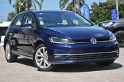 2018 Volkswagen Golf 7.5 MY18 110TSI DSG Highline Blue 7 Speed Sports Automatic Dual Clutch Belconnen Belconnen Area Preview