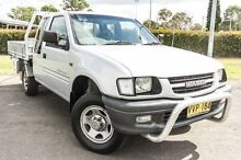 2000 Holden Rodeo TFR9 LX Silver 5 Speed Manual Spacecab Riverstone Blacktown Area Preview