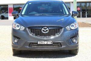 2012 Mazda CX-5 Maxx Sport (4x4) Blue 6 Speed Automatic Wagon Windradyne Bathurst City Preview