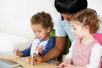 Wee Watch Licensed Home Child Care is Looking for Providers
