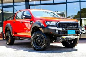 2018 Ford Ranger PX MkII 2018.00MY XLT Super Cab Red 6 Speed Sports Automatic Utility Parramatta Parramatta Area Preview
