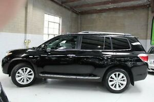 2013 Toyota Kluger GSU40R Black Sports Automatic Wagon Knoxfield Knox Area Preview