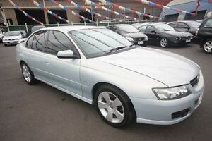 2006 Holden Commodore VZ MY06 SVZ Blue 4 Speed Automatic Sedan Kingsville Maribyrnong Area Preview