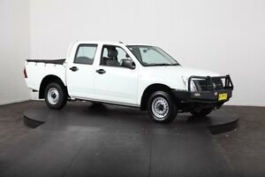 2007 Holden Rodeo RA MY06 Upgrade DX White 5 Speed Manual Crew Cab P/Up McGraths Hill Hawkesbury Area Preview