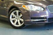 2009 Jaguar XF X250 MY10 Luxury Grey 6 Speed Sports Automatic Sedan Hamilton East Newcastle Area Preview