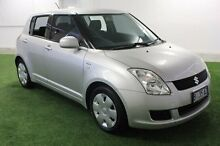 2009 Suzuki Swift  Silver Manual Hatchback Moonah Glenorchy Area Preview