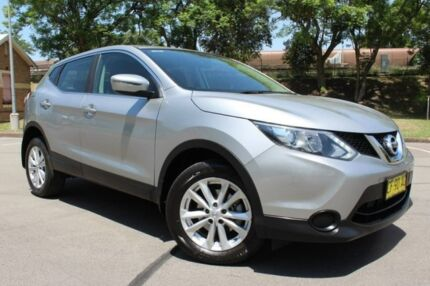 2015 Nissan Qashqai J11 ST Silver 1 Speed Constant Variable Wagon East Maitland Maitland Area Preview