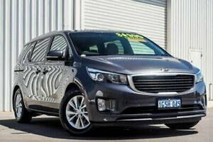 2017 Kia Carnival YP MY17 SI Grey 6 Speed Sports Automatic Wagon Osborne Park Stirling Area Preview