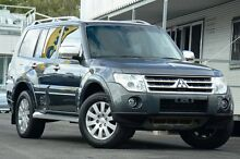 2015 Mitsubishi Pajero NX MY15 GLS Grey 5 Speed Sports Automatic Wagon Wavell Heights Brisbane North East Preview