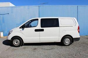 2010 Hyundai iLOAD TQ White Manual Van Mandurah Mandurah Area Preview