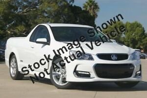 2016 Holden Ute VF II SS White 6 Speed Manual Utility Kingsgrove Canterbury Area Preview