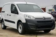 2016 Citroen Berlingo B9C MY16 L1 White 5 Speed Manual Van Lake Wendouree Ballarat City Preview