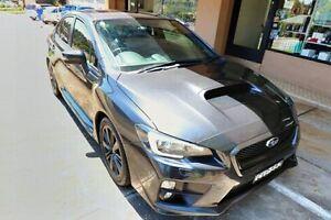 2014 Subaru WRX V1 MY15 Premium Lineartronic AWD Black 8 Speed Constant Variable Sedan Haymarket Inner Sydney Preview