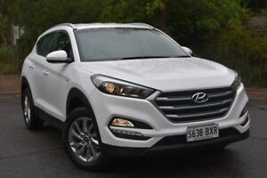 2016 Hyundai Tucson TLe MY17 Active 2WD White 6 Speed Sports Automatic Wagon St Marys Mitcham Area Preview
