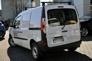 2015 Renault Kangoo X61 Phase II Mineral White 4 Speed Automatic Van Artarmon Willoughby Area Preview