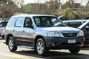 2004 Mazda Tribute MY2004 Classic Silver 4 Speed Automatic Wagon Ringwood East Maroondah Area Preview