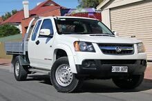 2009 Holden Colorado RC LX Space Cab White 5 Speed Manual Cab Chassis Glenelg Holdfast Bay Preview