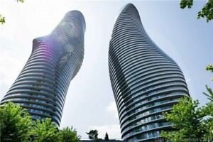 Sq One condo for lease