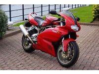 Ducati 900 SSI R reg super sport