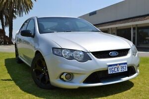 2009 Ford Falcon FG XR6T Silver 6 Speed Manual Sedan Maddington Gosnells Area Preview