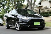 2016 Ford Fiesta WZ ST Black 6 Speed Manual Hatchback Nailsworth Prospect Area Preview