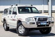 2005 Mazda Bravo DX B2500 White Manual Utility Cannington Canning Area Preview