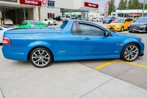 2012 Holden Ute VE II MY12 SS V Blue 6 Speed Sports Automatic Utility