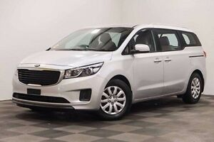 2015 Kia Carnival YP MY16 S Silver 6 Speed Sports Automatic Wagon Edgewater Joondalup Area Preview