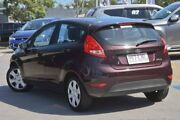 2008 Ford Fiesta WQ LX Purple 4 Speed Automatic Hatchback Burpengary Caboolture Area Preview